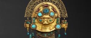 Inca face mask