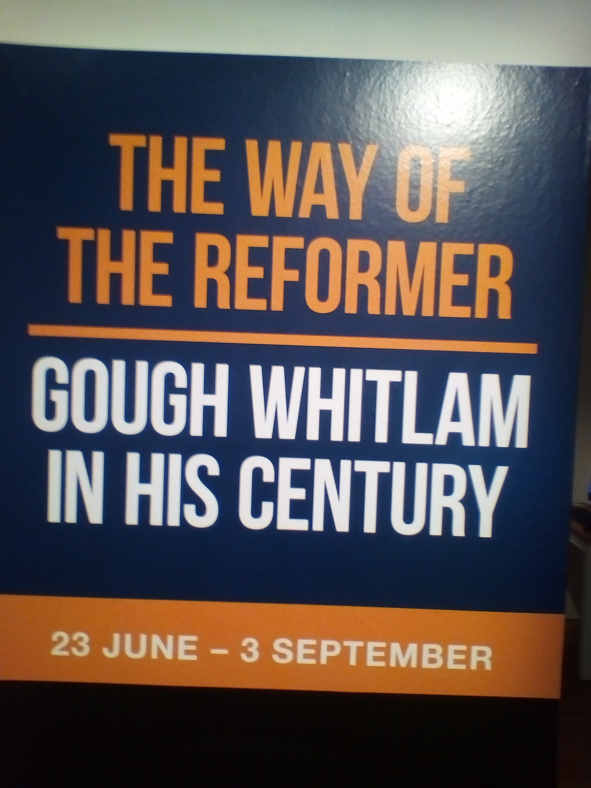 Gough Whitlam In His Own Century At National Archives Of Australia
